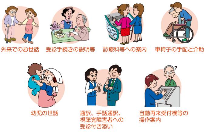 熊本大学病院 【熊大病院について】ボランティア活動員募集に ...
